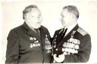 Еремин А.П., Беседин Дмитрий Викторович - полковник, командир телефонной роты.