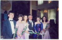 Медалисты-выпускники 2004